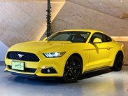 2017 Ford Mustang 2.3 Ecoboost 車美如新