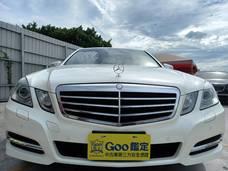 【皇賓汽車】 2011年E250 CGI Avantgarde 白色、僅跑5萬