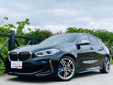 2020 BMW M135i 總代理 原鈑件 新車保固中 僅跑9千 新東汽車