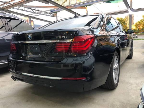 中古車 BMW 7 Series 730 圖片