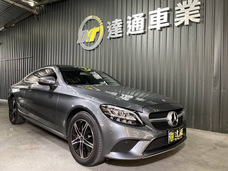 2019式Benz C180 coupe