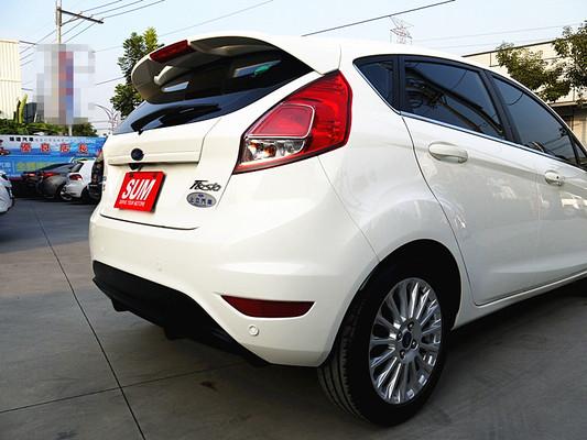 中古車 FORD Fiesta 1.0 圖片