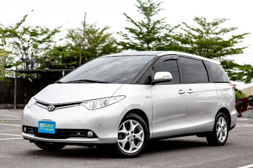 Toyota 豐田 Previa 3.5