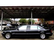 古馳上精選實價2000年式BMW L7 5.4 E38小改款車況完整正牌收藏首選