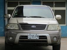 古馳上實價全額刷卡2006年3月出廠FORD ESCAPE 2.3新引擎好開有力