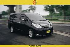 Toyota 豐田 Alphard 3.5