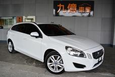富豪 V60 一手車 D4 柴油 運動跑旅 旅行車 九億汽車