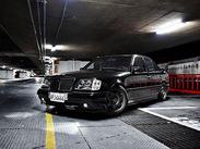 W124 全車內外翻新 機能件換新 完整度破表
