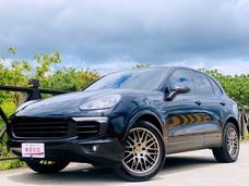 2017 Cayenne 白金版 總代保固中 僅跑5萬 全景天窗 新東汽車