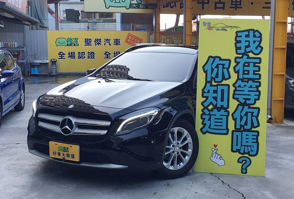 中古車 Benz GLA-Class GLA180 圖片