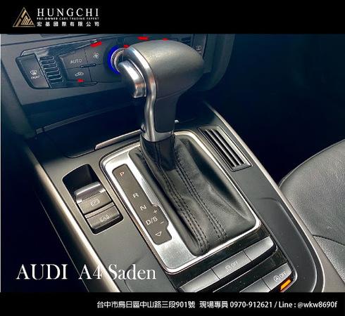 中古車 AUDI A4 Sedan 40 TFSI 圖片
