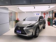 2017 LEXUS NX200t 天窗 原廠保固中 《東威》