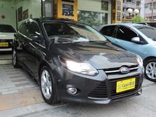 2015年 福特FOCUS 2.0柴油頂級款/自動停車/天窗/