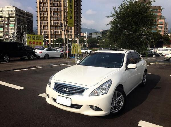 中古車 INFINITI G Sedan G 25 圖片