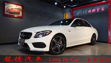 ●龍德國際● BENZ C450 AMG 4MATIC 百大好店 賀成交~