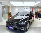 2018 INFINITI Q50 旗艦版 ACC全速域 黑色《東威》