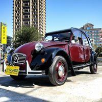中古車 CITROEN 2CV 古董車 圖片