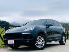 正2015 Cayenne 3.0d 總代 原鈑件 全景天窗 實車實價 新東汽車
