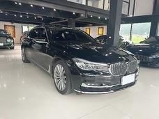 BMW 750LI 總代理.手勢控制.腳踏尾門.後座影音.台中上豪