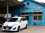古馳上實價 可刷卡 2012年出廠馬自達MAZDA 5 豪華型7人座 一手極美車