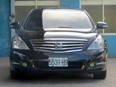 古馳上實價全額刷卡2009年5月出廠日產TEANA2.5引擎腳全數更新正廠件免匙