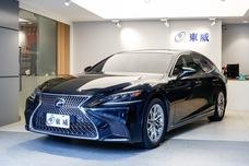 2019 Lexus LS500H  黑色 保固中《東威》