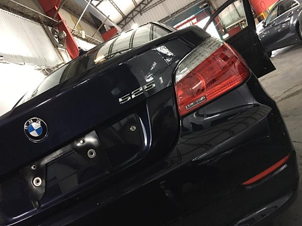 中古車 BMW 5 Series 525 圖片