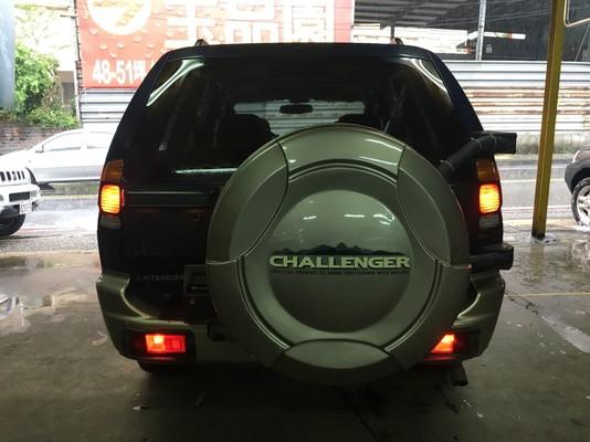 中古車 MITSUBISHI Challenger 3.0 圖片