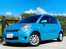 2008 Daihatsu Sirion 一手女用 原鈑件 實車實價