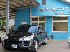 古馳上精選實價2007年7月出廠保時捷Cayenne S 4.8新引擎957小改