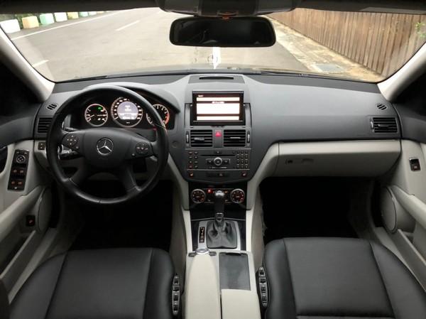 中古車 Benz C-Class Estate C200 T 圖片