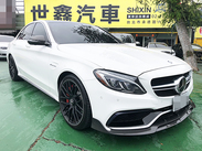 -世鑫汽車- 23P 5鍵滿 Edition 1 BENZ C63 S