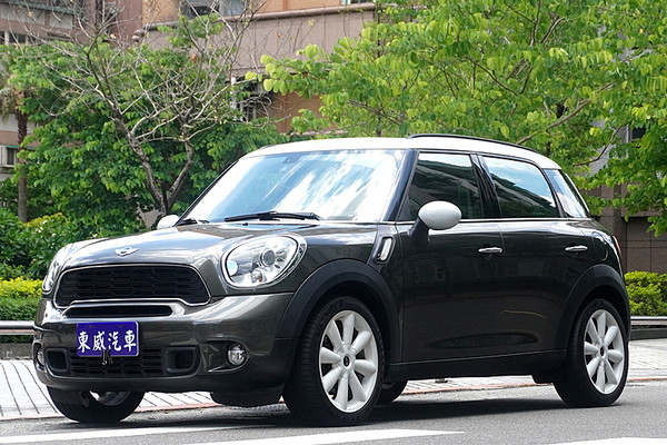 中古車 MINI Cooper S Countryman 1.6 圖片