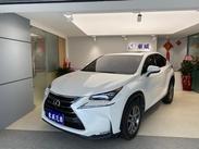 2016 LEXUS NX200T 旗艦版 白色 《東威》