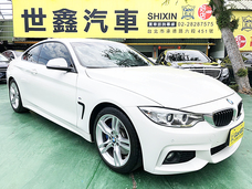 -世鑫汽車- 總代理 BMW 420i coupe M-Sport版