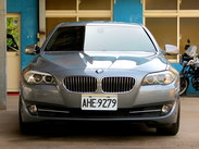古馳上精選實價刷卡2011年式 BMW 523i F10 自吸引擎的經典車況極優