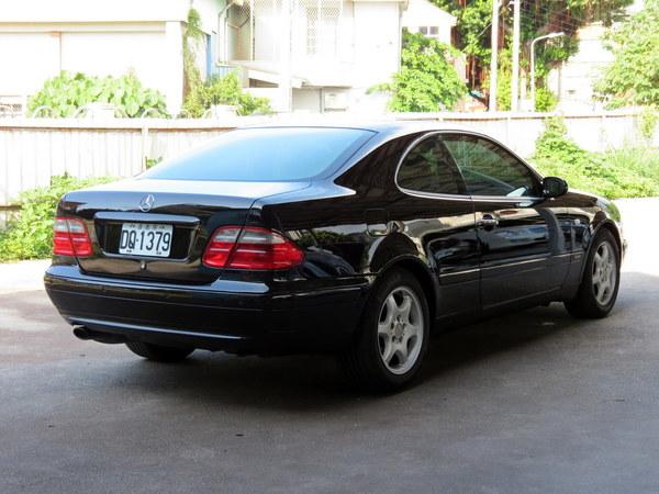 中古車 Benz CLK-Class CLK320 圖片