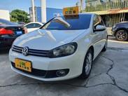 2011 VW GOLF 1.4 白