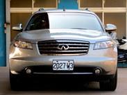 古馳上精選實價刷卡 2006年2月出廠 INFINITI FX35小改末代 免匙