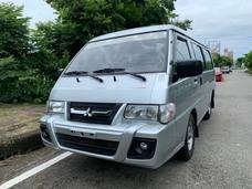 ☆╮益群汽車╭☆19年八人座中華三菱得利卡2.4 廂型車  新車保固中