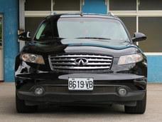 古馳上精選實價刷卡2004年出廠INFINITI FX35 SPORT版卡森鋁圈