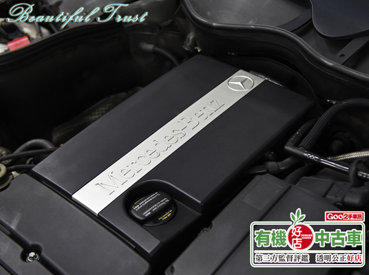 中古車 Benz C-Class C230 K 圖片