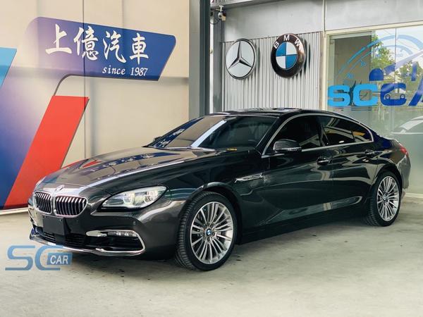 中古車 BMW 6 Series Gran Coupe 640 圖片