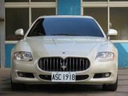 古馳上精選實價 2009年2月出廠瑪莎拉蒂快樂波特4.7S IPE排氣管搖控閥門
