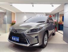 2017 LEXUS RX200T  鈦色 原廠保固中《東威》