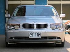 古馳上精選實價刷卡2003年5月出廠BMW 735Li長軸 內外皆優引擎大整理過