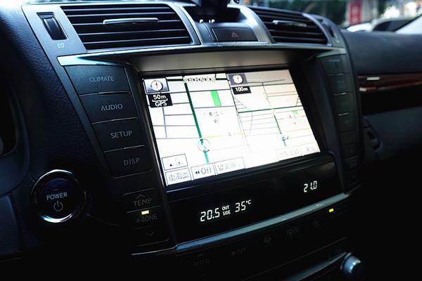 中古車 LEXUS LS Series LS600h 油電 圖片