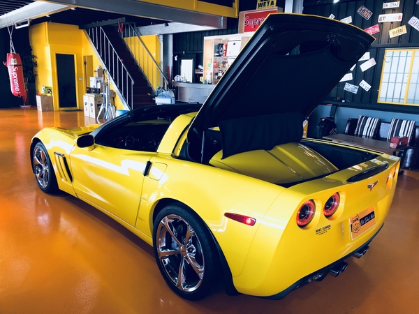中古車 Chevrolet Corvette 6.2 圖片