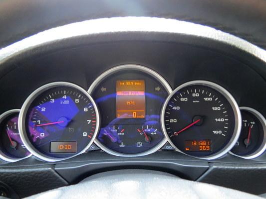 中古車 PORSCHE Cayenne 4.5 圖片