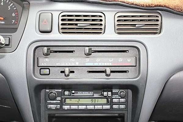 中古車 TOYOTA Tercel 1.5 圖片